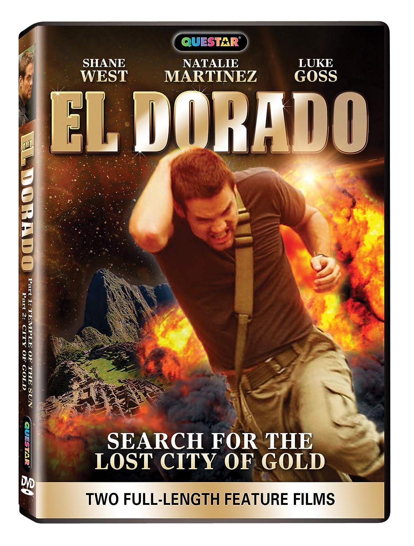 Amazon.com: El Dorado: Search for the Lost City of Gold ...