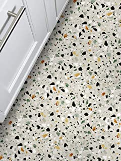 Amazon Com Terra Terrazzo Vinyl Tile Kitchen Dining