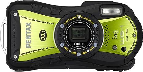 Pentax Optio WG-1 GPS - Cámara Digital (14 MP, Cámara compacta, 25 ...