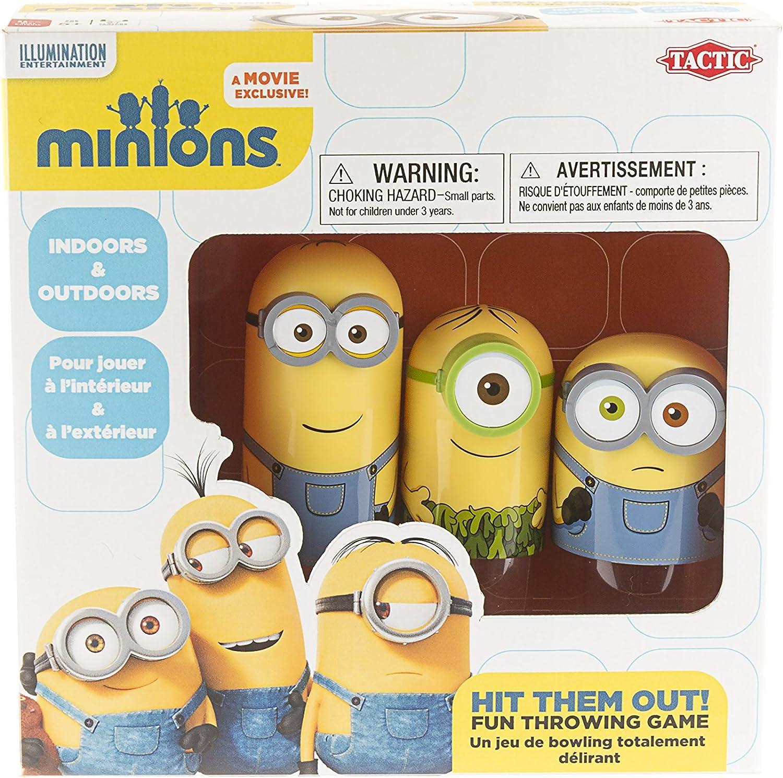 Tactic Games - Blos de Minions, Hit Them out: Amazon.es: Juguetes ...