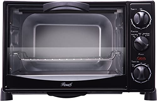 Rosewill RHTO 13001 6 Slice Toaster Oven