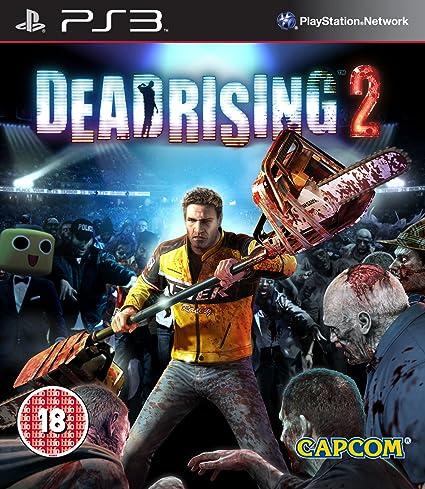 Amazon Com Dead Rising 2 Ps3 Video Games
