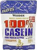 Weider, Day & Night Casein Protein, Schoko-Kokosnuss, 1er Pack (1x 500 g)