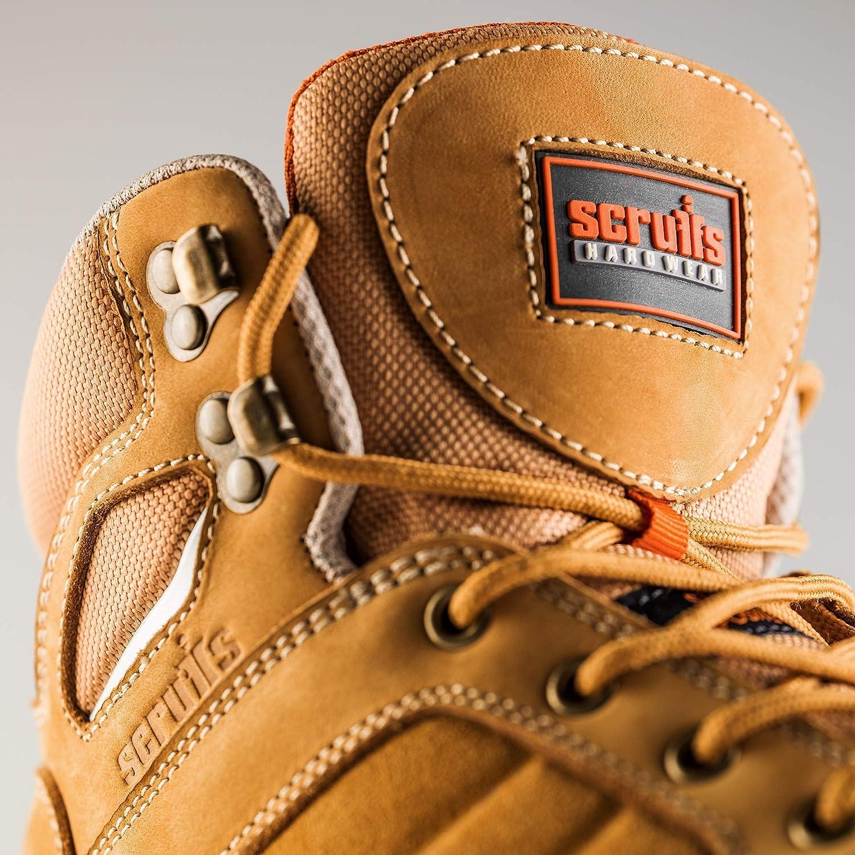 Scruffs-Oxid (Größen wasserabweisend Hiker Sicherheit Boot-camel (Größen Scruffs-Oxid 7–12) - d9df6b