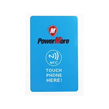 Universal inteligente PowerMore etiquetas NFC tarjeta de ...