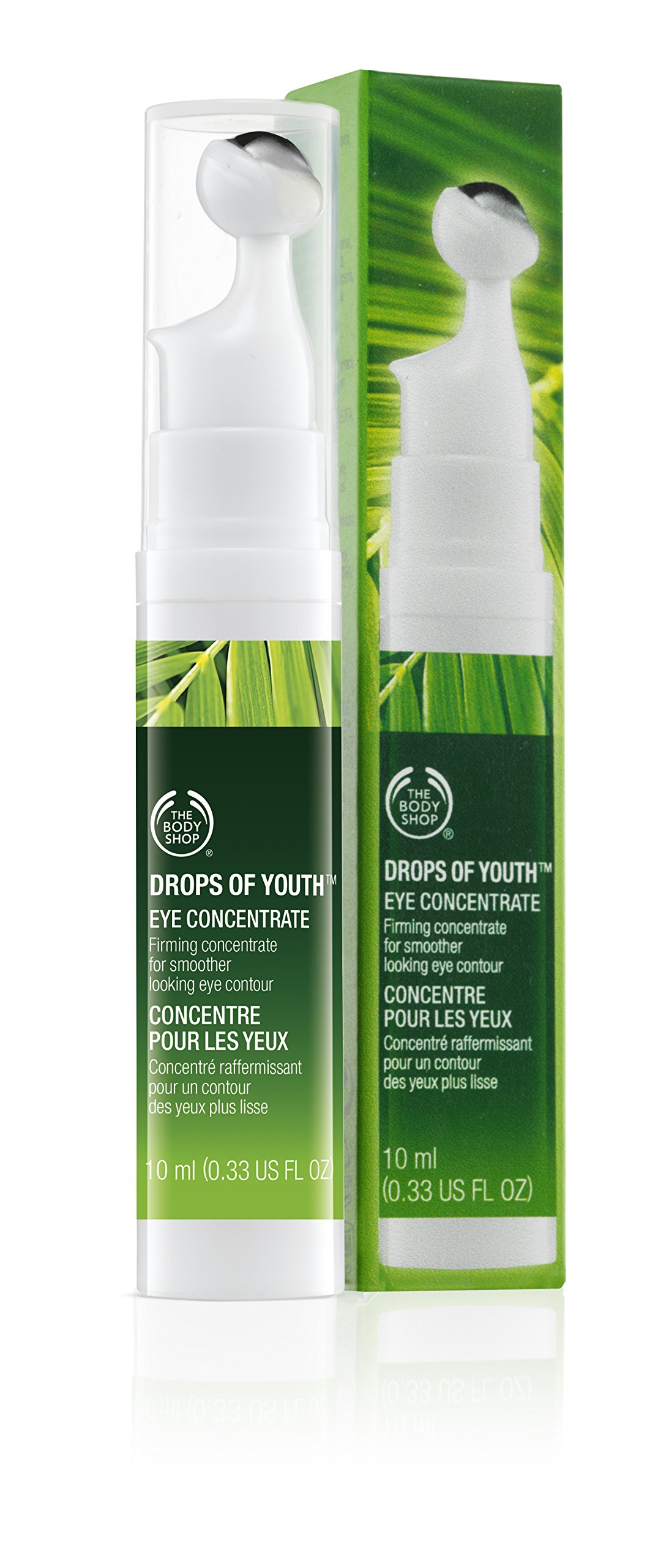 The Body Shop Drops of Youth Eye Concentrate, 0.33 Fl Oz by The Body Shop (Image #2)