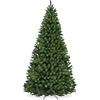 Best Choice Products 6ft Premium Spruce Artificial Holiday Christmas Tree for Home, Office, Party Decoration w/ 798…