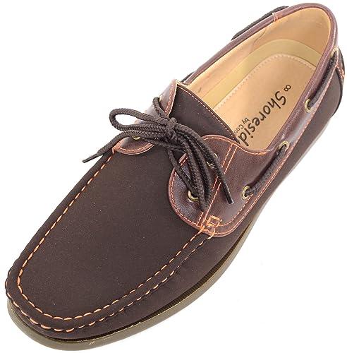Mocasines para hombre, estilo informal, para el verano: Amazon.es: Zapatos y complementos