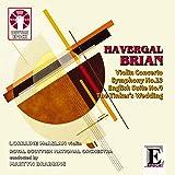 Brian: Symphony No 13/Violin C