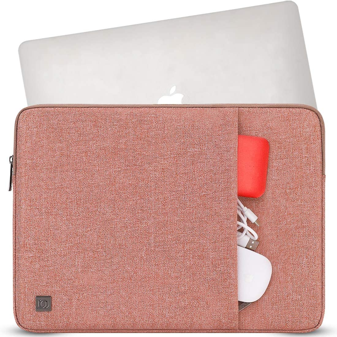 DOMISO 10 inch Tablet Laptop Sleeve Case Waterproof Protective Carrying Bag for 9.710.5 11 iPad Pro//10.5 iPad Air//Microsoft Surface Go 2018//Samsung Galaxy Tab S3 S4//Lenovo Ideapad D330 Dark Grey