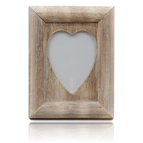 Heart Shaped Photo Frame: Amazon.co.uk