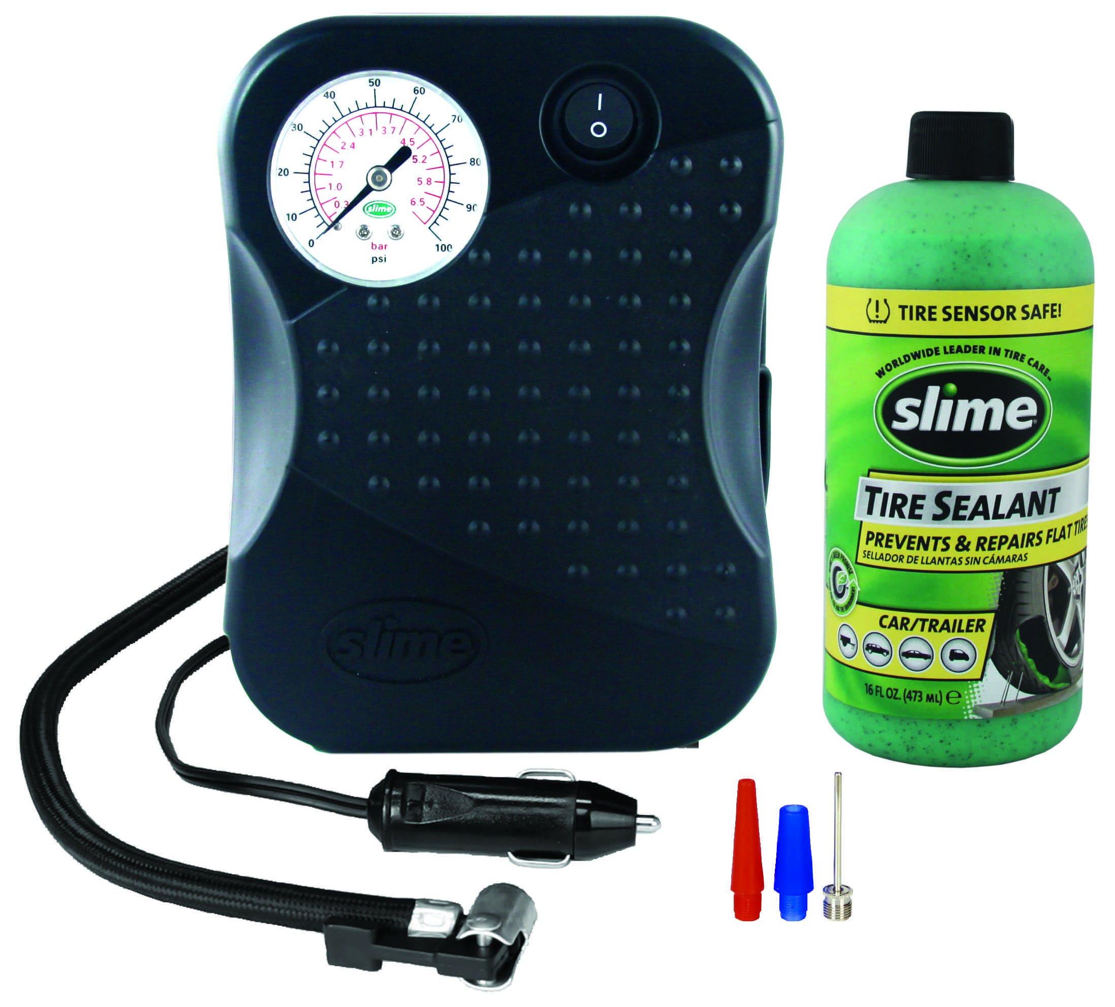 Slime 50107 Smart Spair Emergency Tire Repair Kit by Slime (Image #2)