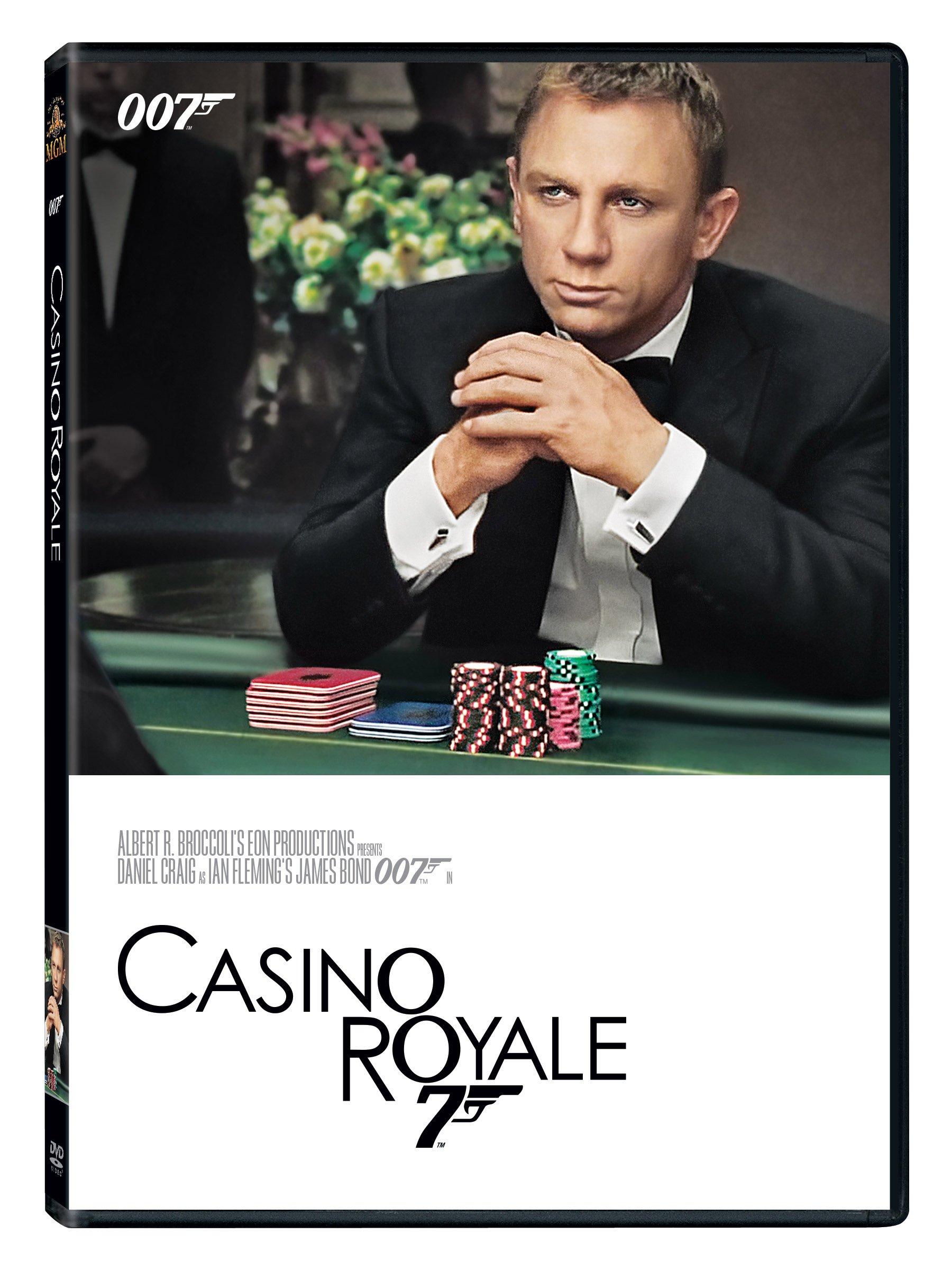 DVD : Casino Royale (Widescreen)