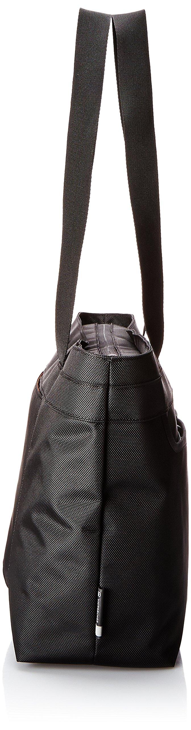 Victorinox Werks Traveler 5.0 WT Shopping Tote, Black, One Size by Victorinox (Image #4)