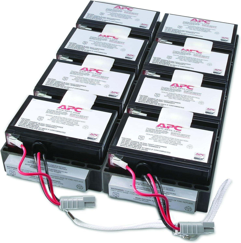 UPSBatteryCenter SU700 APC Smart-UPS 700VA SU700 Compatible Battery Pack Replacement