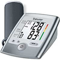 Beurer Upper Arm Blood Pressure Monitor with LCD Display - BM-35