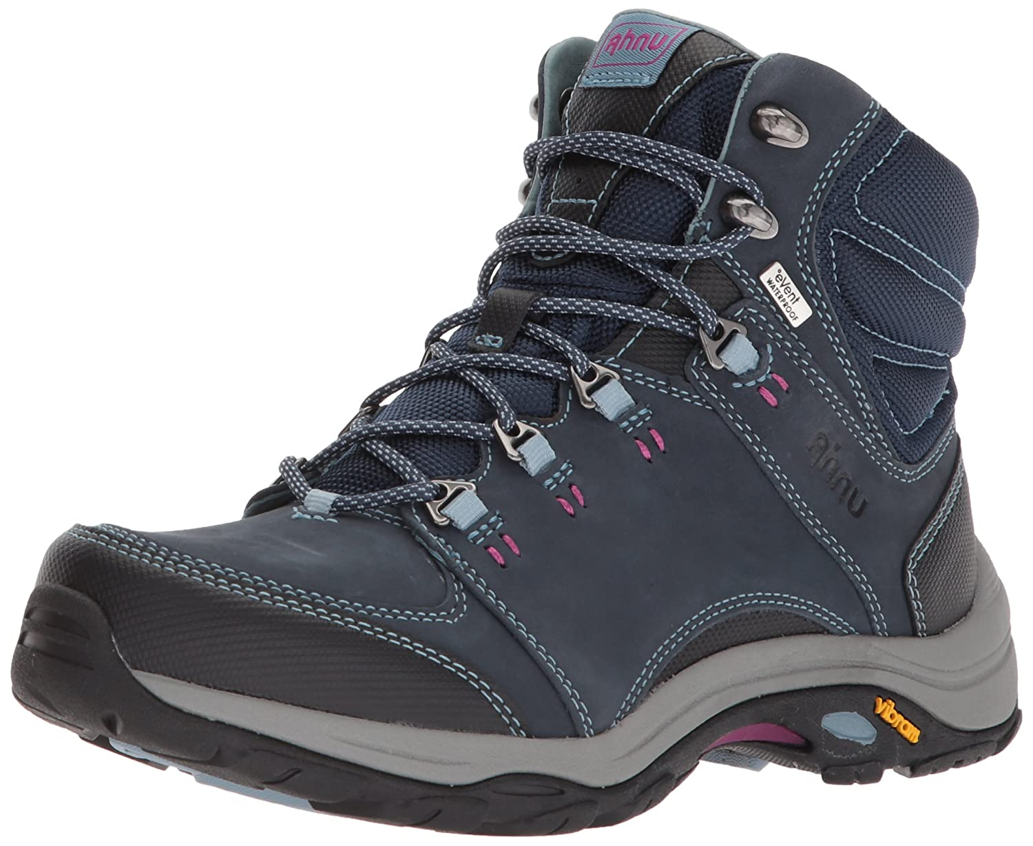Ahnu Women`s W Montara III Event Hiking Boot B072MHNX3Z 10 D(M) US|Blue Spell