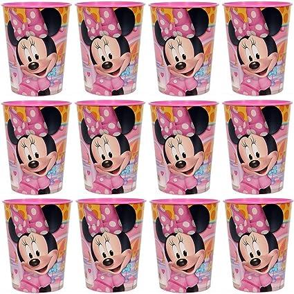 Stor Four Seasons dise/ño Minnie Set de 4 vasos