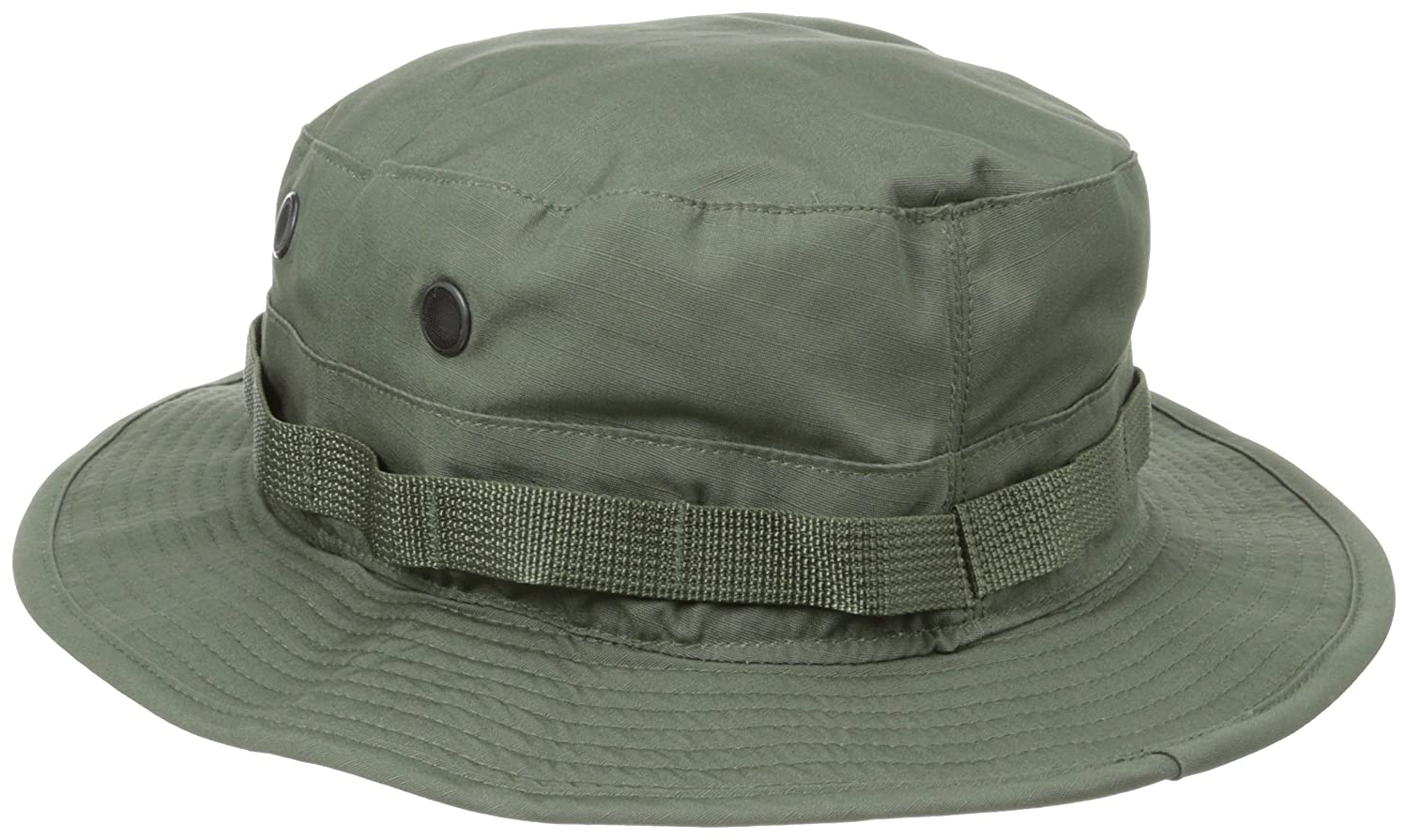 8c4f51bab06 Amazon.com   Propper Men s 100-Percent Cotton Boonie Sun Hat   Military  Apparel Accessories   Sports   Outdoors