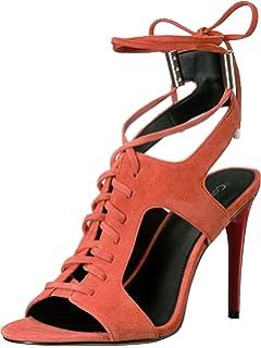 28545150b117 Calvin Klein Women s Santos Dress Sandal