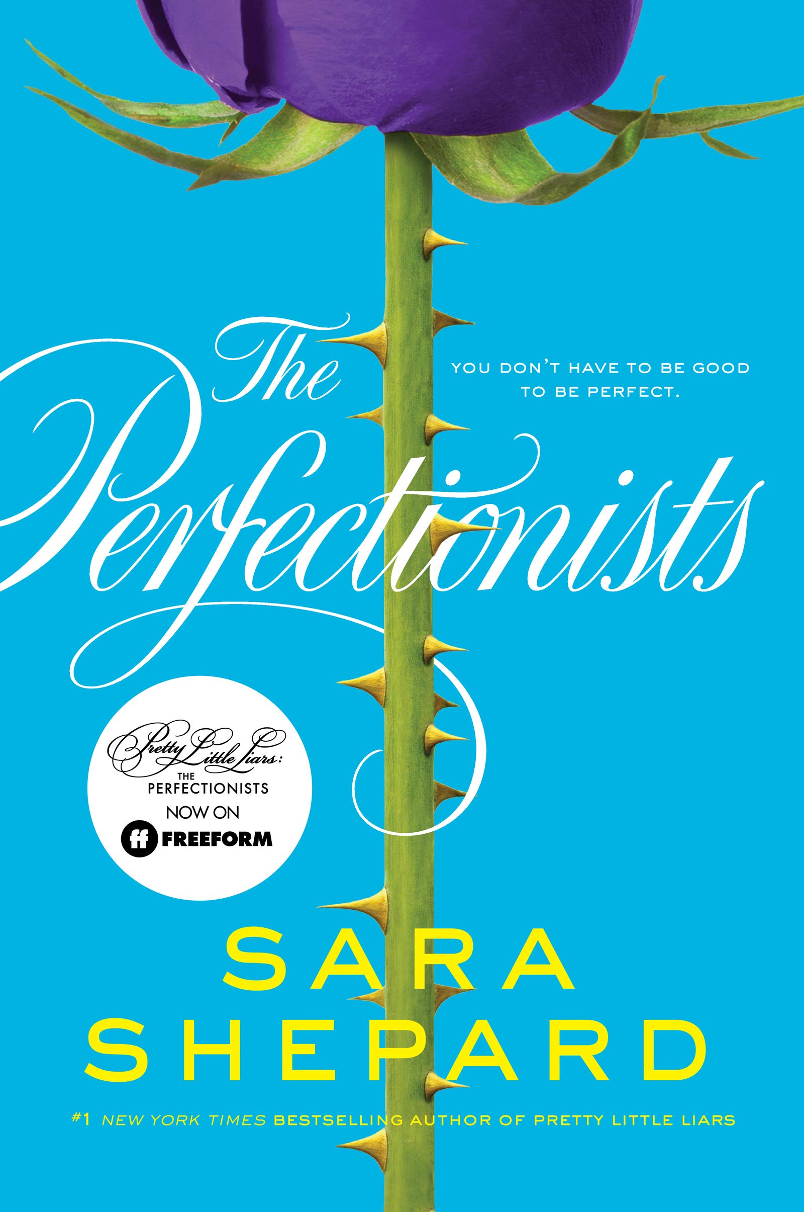 Amazon com: The Perfectionists (9780062074508): Sara Shepard