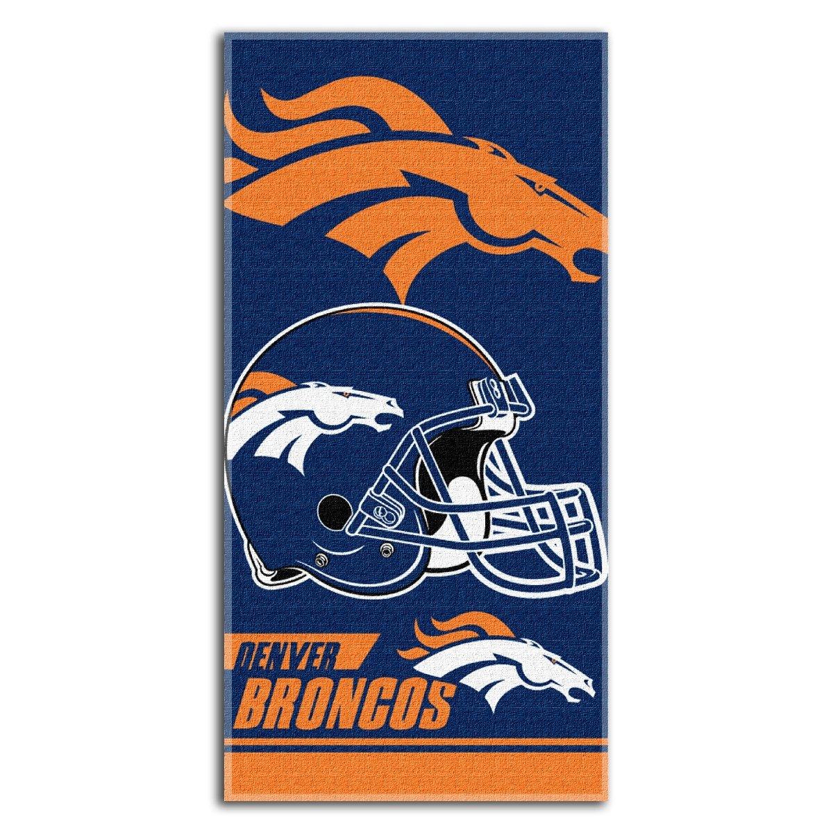 9e7cd556 Amazon.com : NFL Denver Broncos Beach Towel : Everything Else