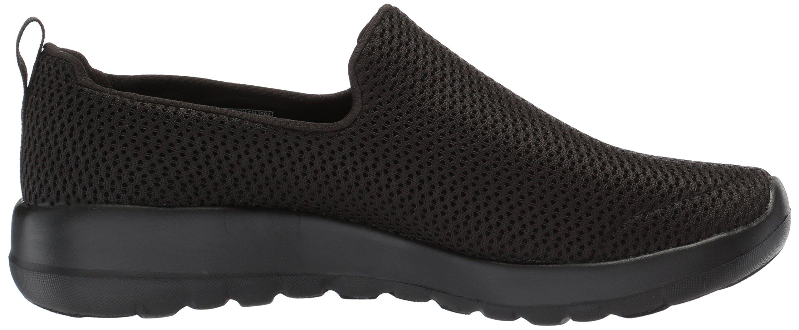 Skechers Performance Women's Go Walk Joy Walking Shoe,black,9.5 W US by Skechers (Image #7)