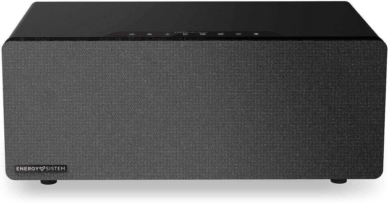 Energy Home Speaker 8 Lounge Altavoz con Bluetooth y USB/MicroSD (60W, Radio FM, Optical, Coaxial, MP3, Line-in)