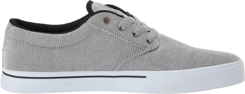 Etnies Men's Jameson 2 Eco Skate Shoe Black/Charcoal/Silver