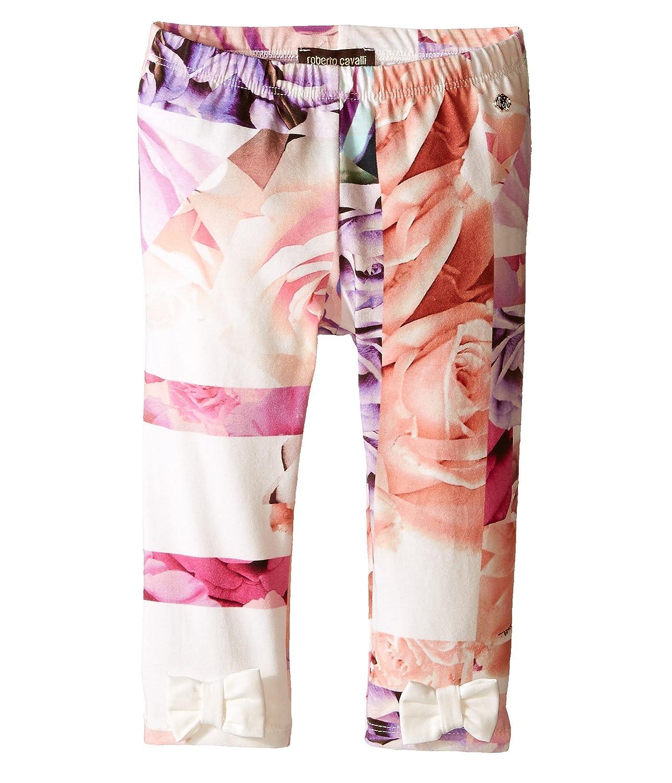 超特価激安 [ロベルトカヴァリ] Roberto Rose Cavalli Kids ガールズ 24 All Over Over Printed Leggings with Bows (Infant) ボトムス [並行輸入品] 24 Months Rose Print B01E47OM9O, モノギャラリー:cd4b6479 --- ciadaterra.com