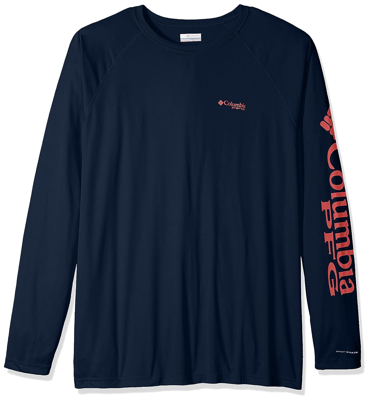 Columbia Sportswear Men's Terminal Tackle Long Sleeve Shirt (Tall) Columbia (Sporting Goods)