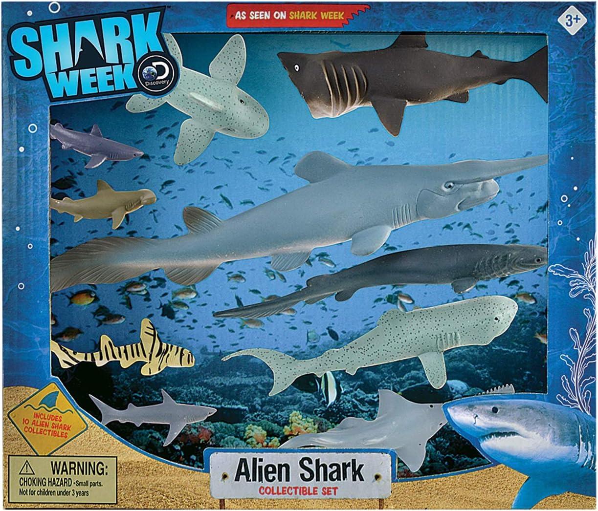 Alien Shark Asst