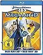 Megamind  (+ Blu-ray) [Blu-ray 3D]