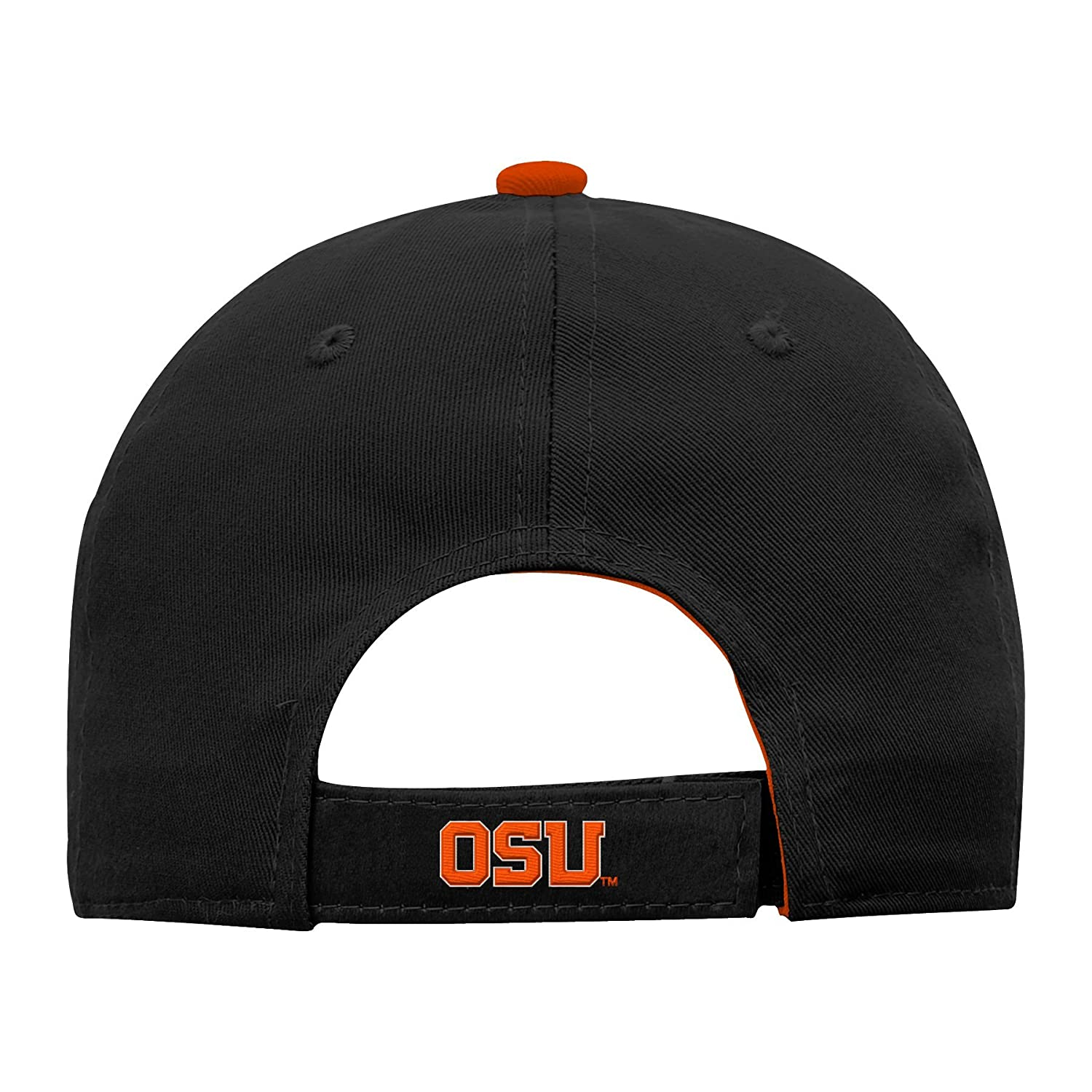 Outerstuff NCAA NCAA Kids /& Youth Boys Basic Structured Adjustable Hat
