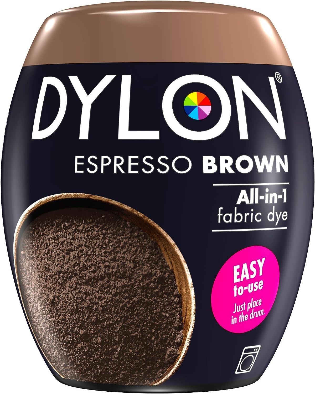 Dylon Máquina Dye Pod 350 g, Color marrón