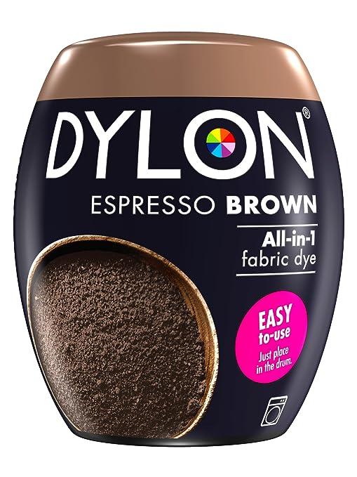 6 opinioni per Dylon Machine Dye pod, 350g, colore: marrone caffè