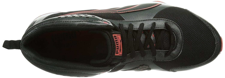 Puma Flextrainer Mid Ombre Wn's Damen Hallenschuhe Schwarz 01) (schwarz 01) Schwarz 8bb2c2
