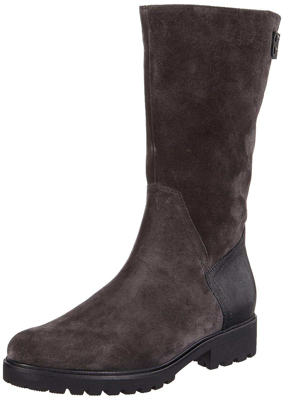 Gabor Shoes Comfort Sport, Botas para Mujer38 EU Gris (Dk-grey/Schwmel)