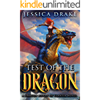 Test of the Dragon: a Dragon Fantasy Adventure (Dragon Riders of Elantia Book 5)