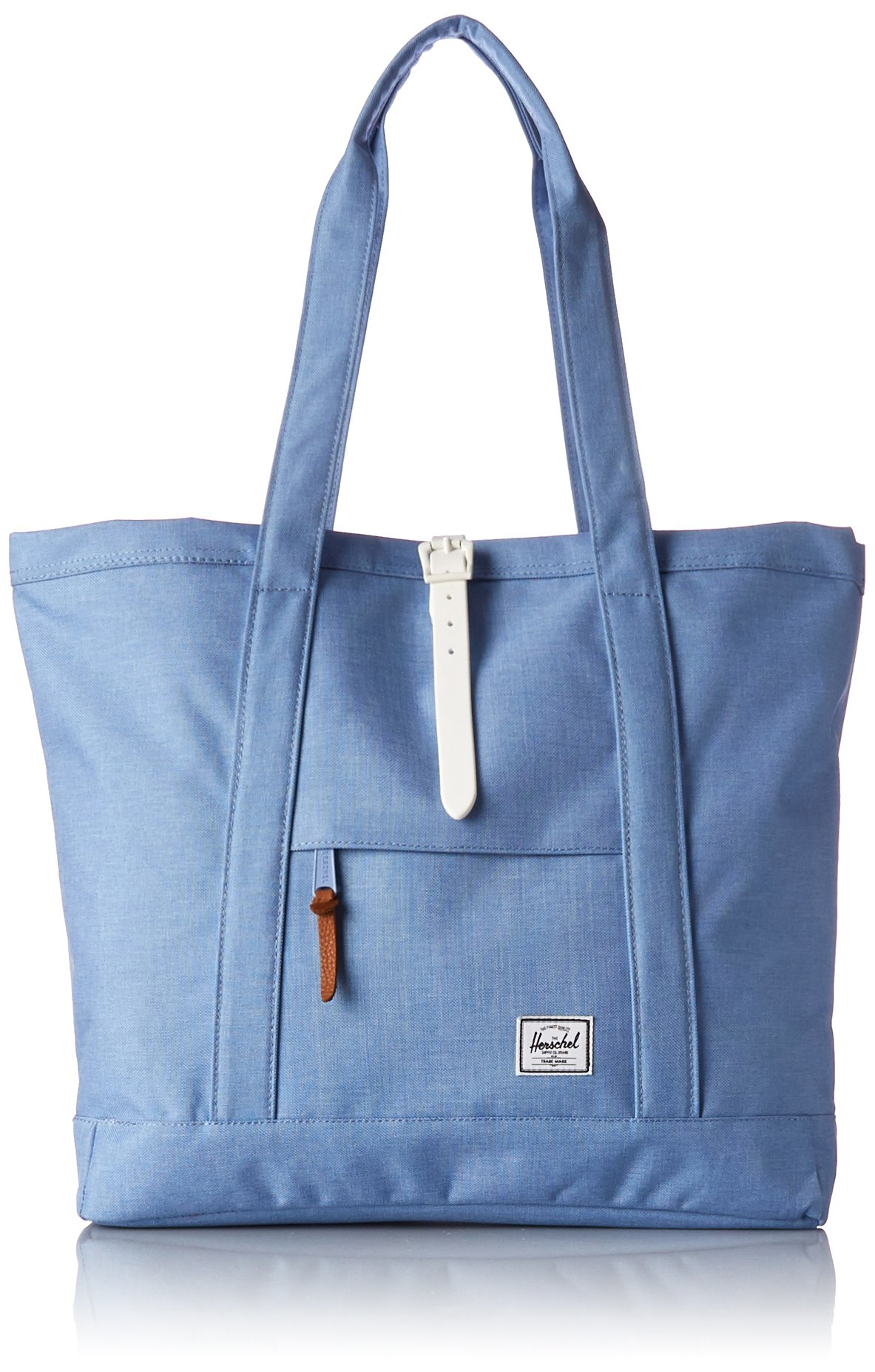 Herschel Supply Co. Market X-Large Travel Tote, Chambray, One Size by Herschel Supply Co. (Image #1)
