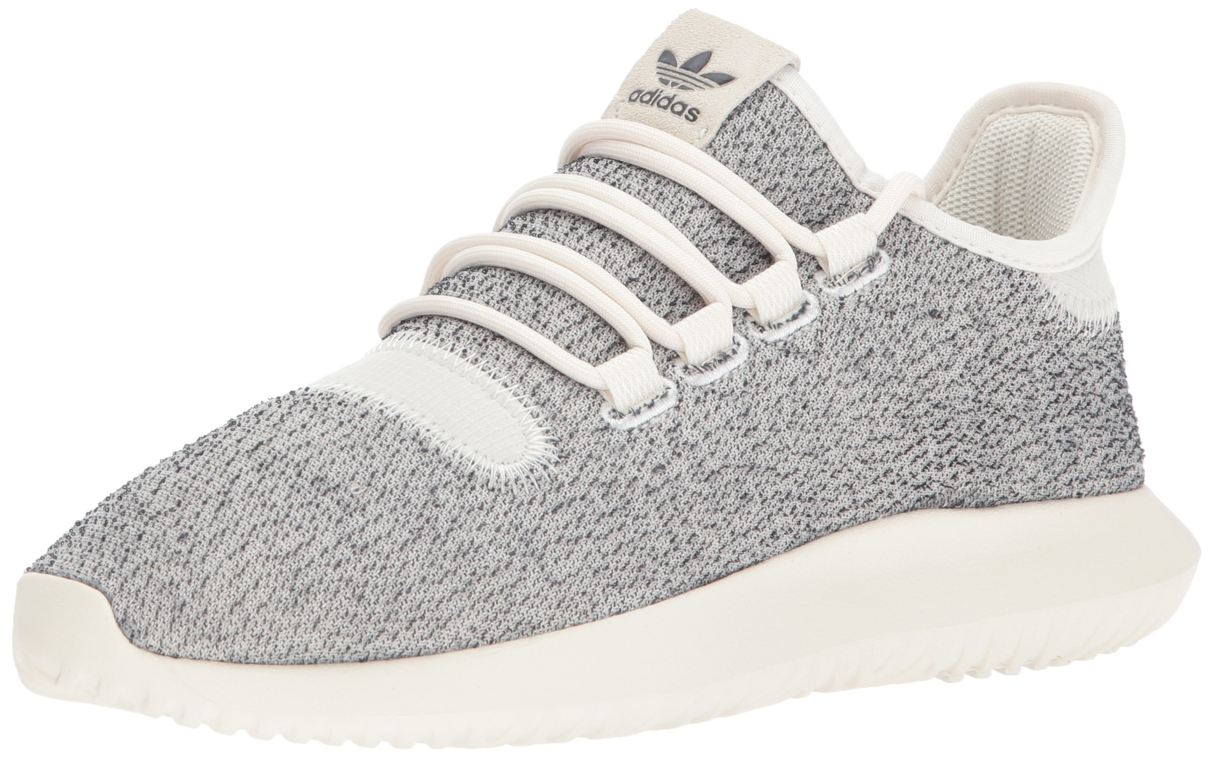 adidas Originals Women's Tubular Shadow W Running Shoe, White, 5 Medium US