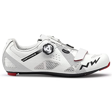 Northwave Zapatillas Carretera Storm Carbon Blanco - Talla: 45