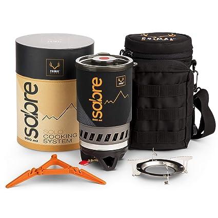 Amazon.com: Estufa portátil de gas para mochila, quemador de ...