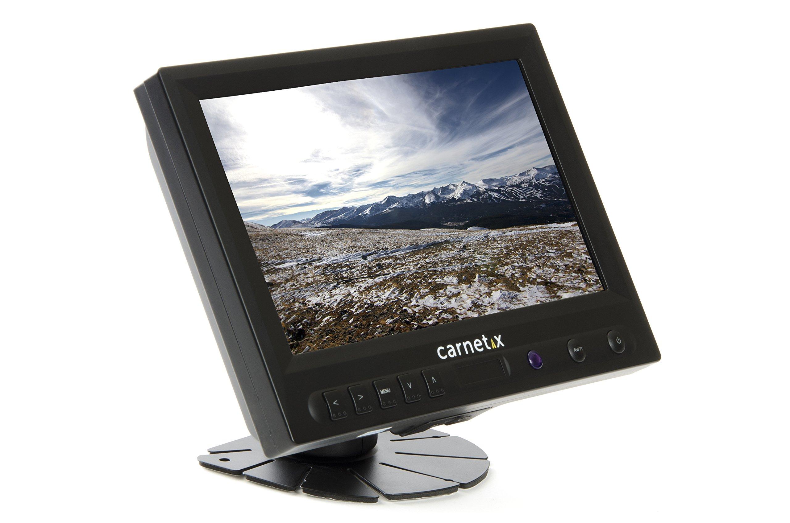 CarNetix 8'' HDMI VGA Touch Screen Monitor High Brightness