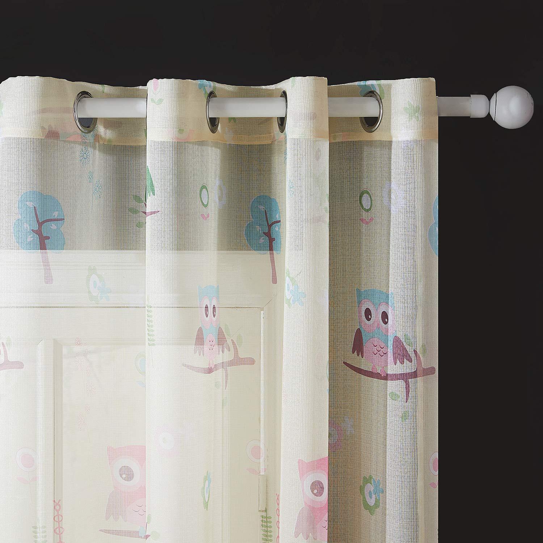 Topfinel Blickdichte Vorhänge Planet Kinder Kinder Kinder Gardinen mit Ösen Mädchen und Junge Verdunkelungsvorhänge für Kinderzimmer 2er Set je 140x245cm (BxH) Blau B076NG8FW4 Vorhnge 7b6d8a