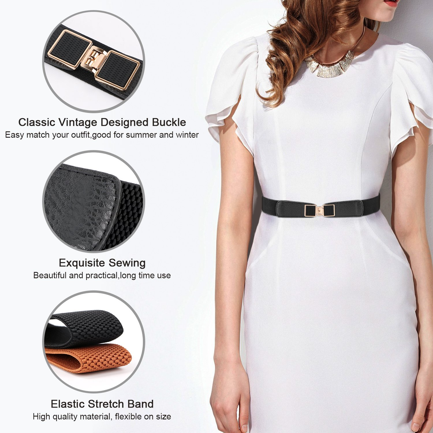 Belt cinch how to wear recommendations dress in summer in 2019