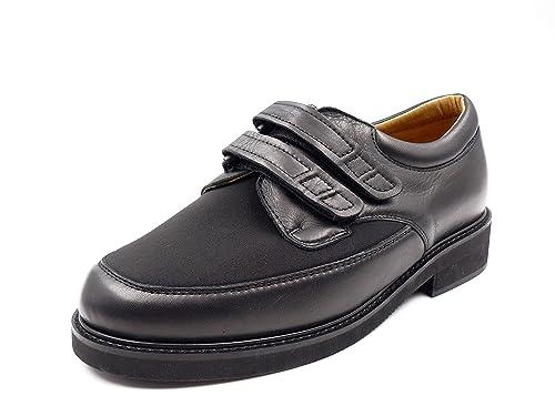 Unisex Dos Con Marca CalzamediHorma Diabeticos Velcros Para Zapato lFJuT351cK