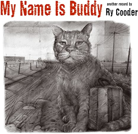 My Name is Buddy Country at amazon