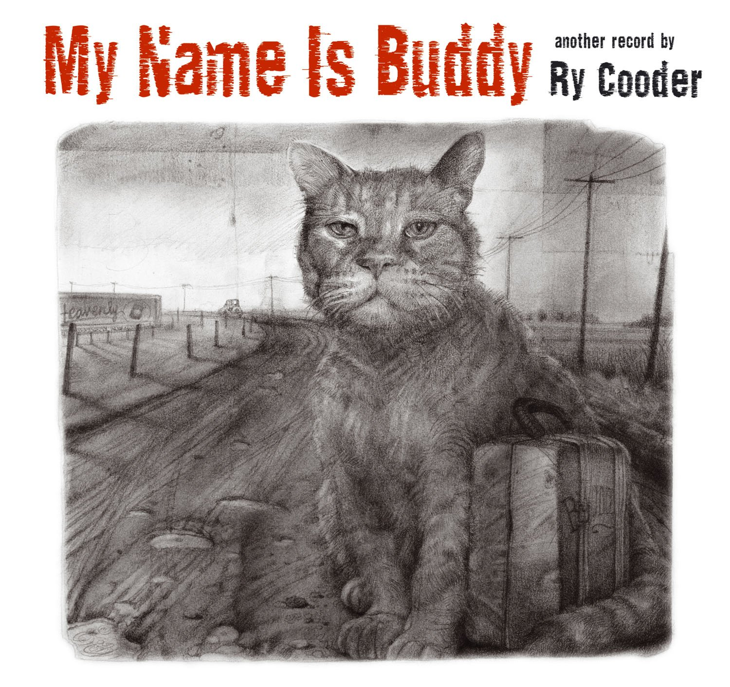 My Name Is Buddy by Nonesuch (USA)