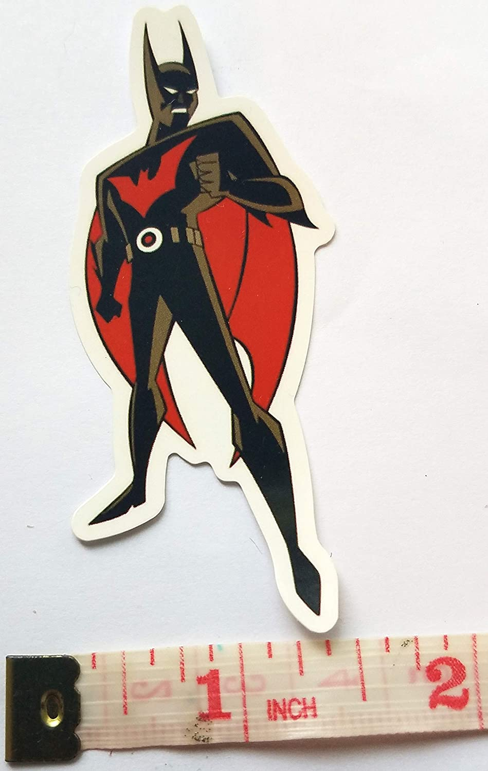 Amazon com batman beyond terry mcginnis batman vinyl sticker dc comics wb everything else